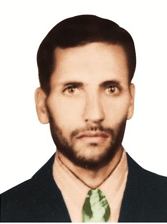 شهید محمد میرزایی